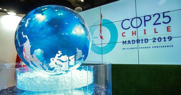 Cumbre climática 2019 SINTRA